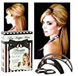 Big Happie Hair Bumpits Hair Volumizing Inserts - Black