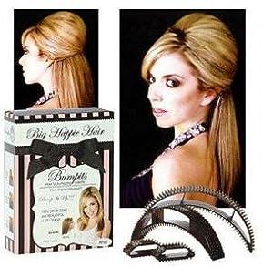 Big Happie Hair Bumpits Hair Volumizing Inserts - Black