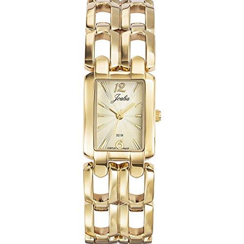 Joalia 631928 - Orologio da polso donna, metallo, colore: Oro