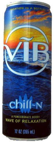 16 Pack - VIB Vacation in a Bottle - Pomegranate Berry - 12oz.16 Pack - VIB Vacation in a Bottle - Pomegranate Berry - 12oz.