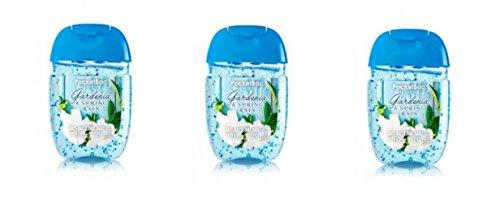 Bath & Body Works PocketBac Hand Gel Sanitizer Gardenia & Spring Rain Lot of 3 (Spring Rain compare prices)