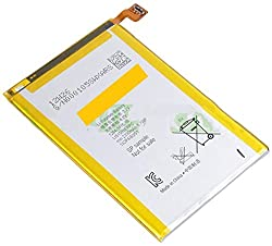 GnG Mobile Battery L35 for Sony Xperia ZL L35h Odin C650X X And Zq L35 (Golden)