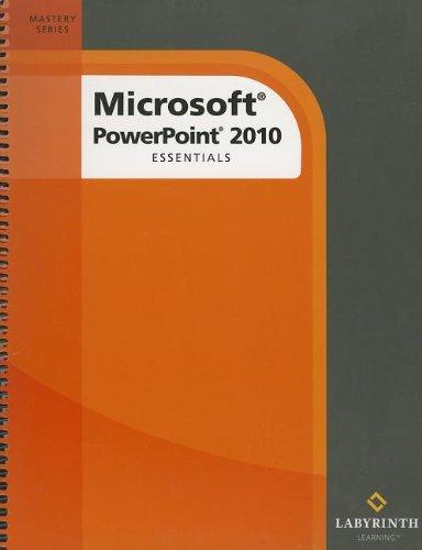 Microsoft PowerPoint 2010: Essentials