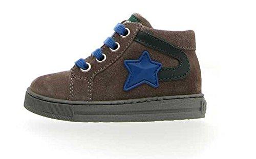 Falcotto ALF sneaker grigia con stella (23)