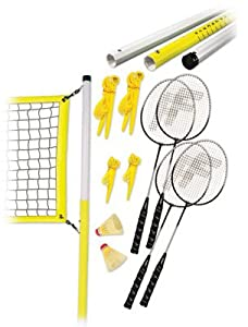 Buy Franklin Sports Industry 13069 Advanced Badminton Set by Franklin