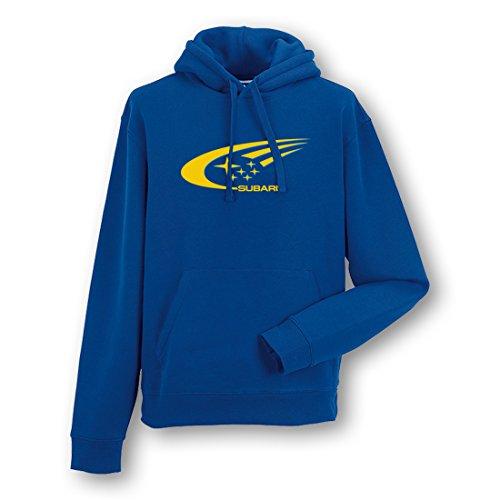 subaru-swoosh-mens-car-hoodie-size-xl-blue