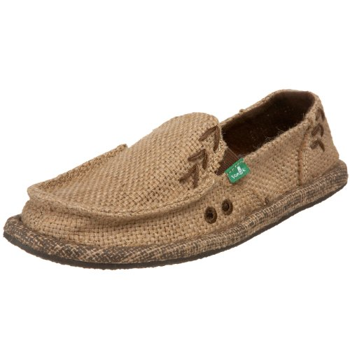 Sanuk Women's Rasta Walkabout Sidewalk Surfer,Natural,8 M US