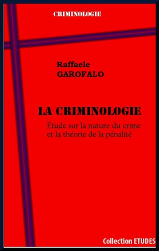 emile durkheims theory of crime and crime causation essay Durkheim's anomie theory emile durkheim provides a variety of explanations of society's ills durkheim asserted that crime holds some religious qualities.