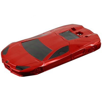 JBG Red I9300 S3 Sports Car Case Cars Design Hard Back Stand Case For Samsung Galaxy S III I9300