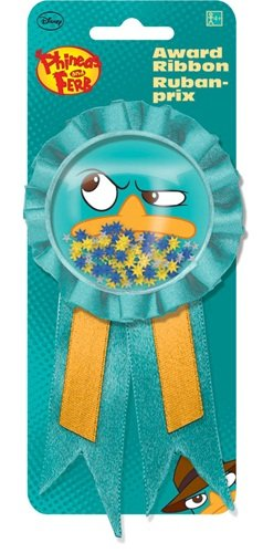 Phineas and Ferb Award Ribbon
