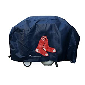 MLB Boston Red Sox Deluxe Grill Cover by Rico