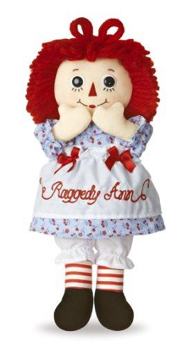 """Raggedy Ann Classic Doll 12"""" - 1"""