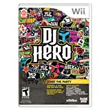 NEW DJ Hero 1 Wii (Videogame Software)