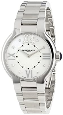Raymond Weil Women's 5932-ST-00990 Stainless Steel Watch by Raymond Weil