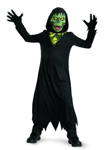 Glow Away Grim Reaper Costume
