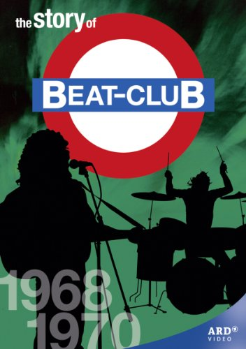 The Story of Beat-Club: 1968-1970 (8 DVDs), DVD
