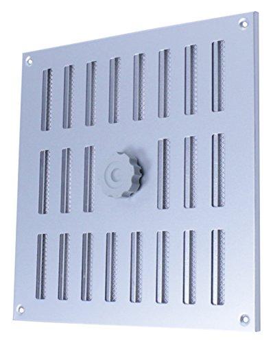 xls-air-3-2525aa-aluminium-fly-screen-adjustable-ventilator-silver