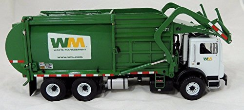 First Gear WASTE MANAGEMENT Mack Front End Loader Garbage Truck #19-2924 - 1:34 scale die-cast Replica (Waste Management Garbage Truck compare prices)