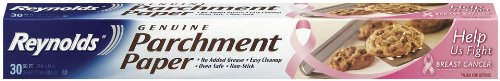 Reynolds Parchment Paper, 30 Square Feet  (Pack Of 6)