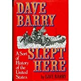 Dave Barry Slept Here (039456541X) by Dave Barry