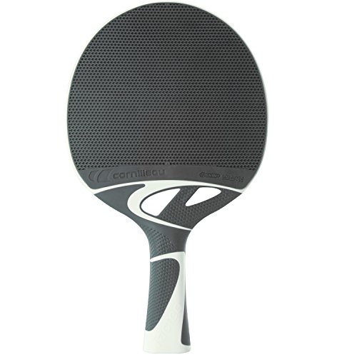 Cornilleau Tacteo 50 Racchette Ping Pong, Grigio/Bianco