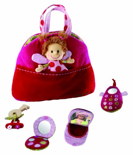 Lilliputiens Liz Reversible Handbag (Discontinued by Manufacturer) - 1