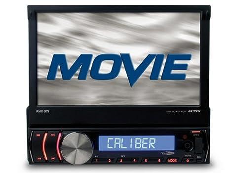 Caliber RMD571 Autoradios 300 W En Façade USB