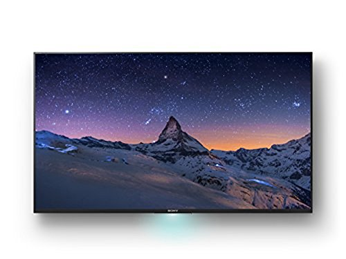 Sony KD-49X8305C 49-Inch Widescreen 2160p Ultra HD 4K Android Smart TV with Youview - Black