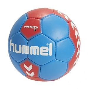 Hummel 91095 1.1 Premier Ballon de handball 1 Premier Red/Blue 1