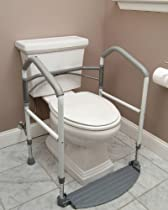 Hot Sale Buckingham Foldeasy: Toilet Surround Support Aid