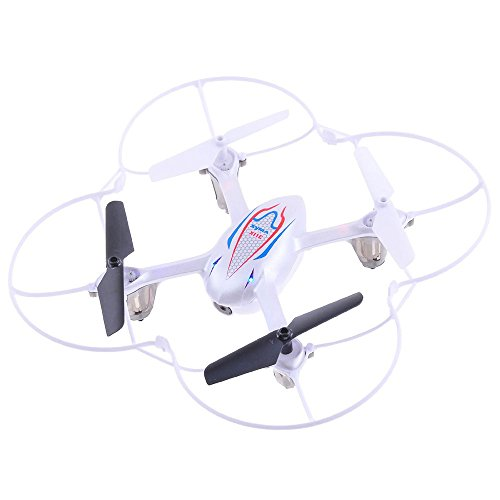 Syma X11C RC Quadcopter with Camera & LED Lights - White, Best Real Dolls