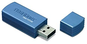 TRENDnet Bluetooth USB Adapter TBW-101UB (Blue)