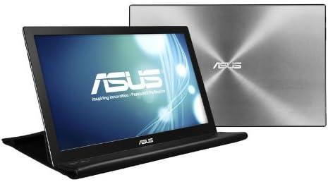 ASUS MBシリーズ 15.6型 ワイド WXGA USB ディスプレイ ( 1366×768 / TNパネル / 11ms / シルバー ) MB168B