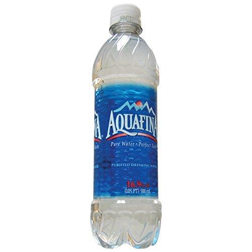 Safe Box / Bottiglia imitazione Acqua minerale (Aquafina)