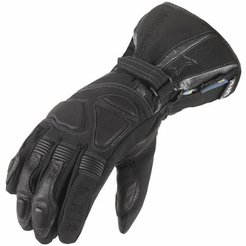 Halvarssons Newman glove - Black XL