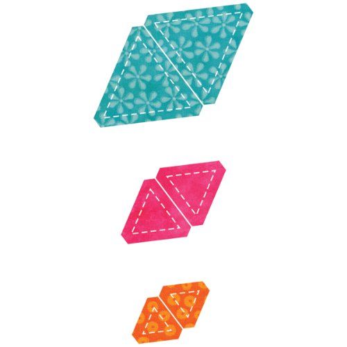 Accuquilt Go! Baby Fabric Cutting Dies; Equilateral Triangle front-315052