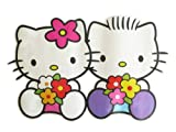 Decorative Hello Kitty Peel and Stick Giant Wall Sticker