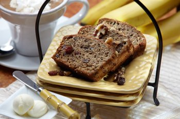 Traditional Banana Bread - 3 One Pound Loaves