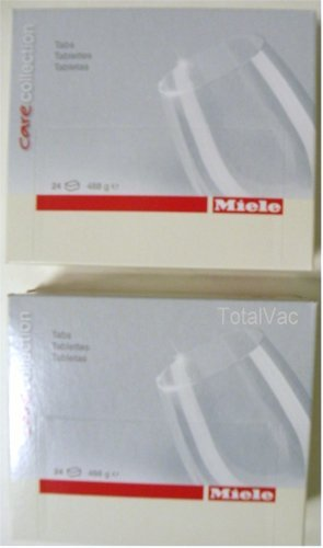 Miele Care Collection Dishwasher Detergent Tabs - 144 Tablets