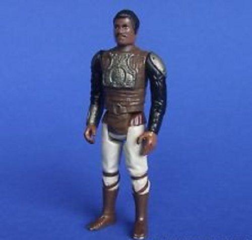 Star Wars Lando Skiff Figure doll 1982 - 1