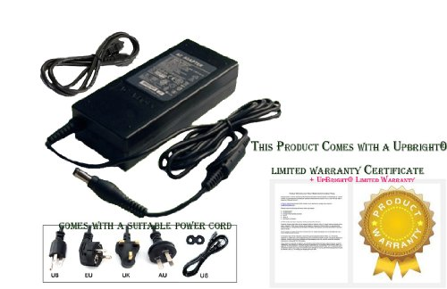 Upbright® Ac Adapter For Bose Dcs91 Fits Lifestyle 18, Ls18, 28, Ls28, 35, Ls35, 38, Ls38, 48, Ls48, V10, V20, V30 Dvd Home Entertainment System 33V Dcs-91 256764-001 Power Supply Cord Charger