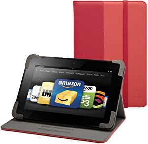 """Belkin Classic Strap Cover with Stand for Kindle Fire HD 8.9"""" from Belkin Inc."""