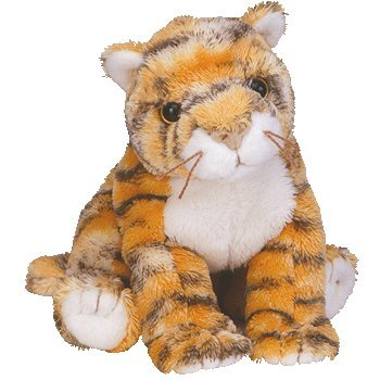 TY Beanie Baby - RUMBA the Tiger [Toy] - 1