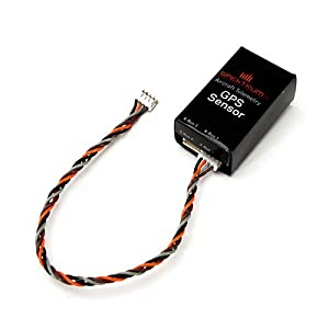Aircraft Telemetry GPS Sensor