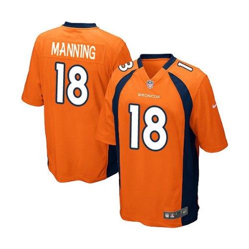 Denver Broncos Peyton Manning Jersey