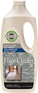 Amazon Com Trewax Vinyl And Linoleum Neutral Floor
