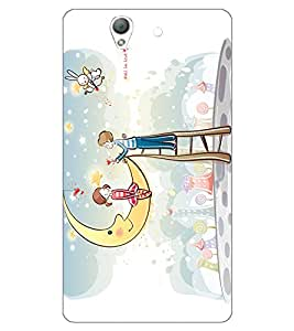 Axes Premium Designer Back Cover for Sony Xperia Z4 (-d831