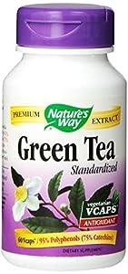 Nature's Way Green Tea, 60 Vcaps