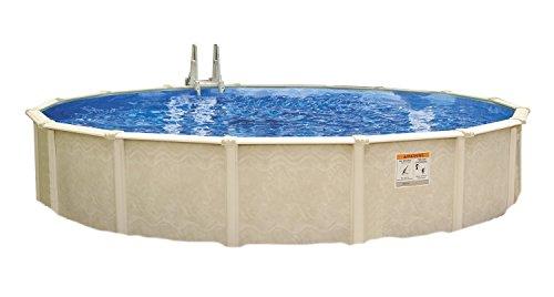 Interline 55000118 rund pool sunlake durchmesser 5 50 m for Pool stahlwand erfahrung