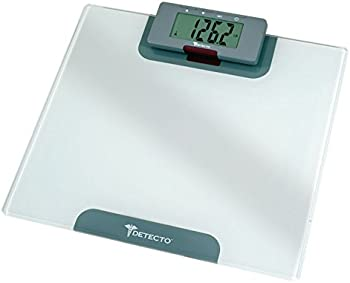 Detecto 4-in-1 Glass Scale w/Wireless Remote